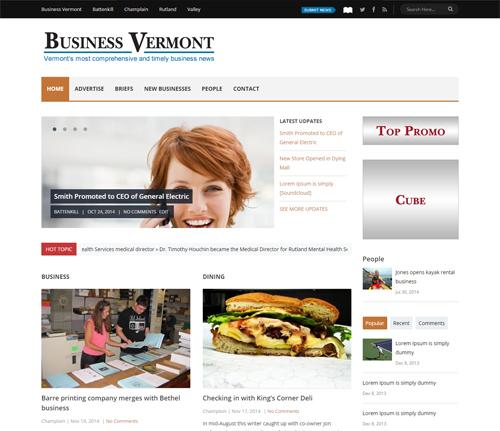 Vermont Business Journals