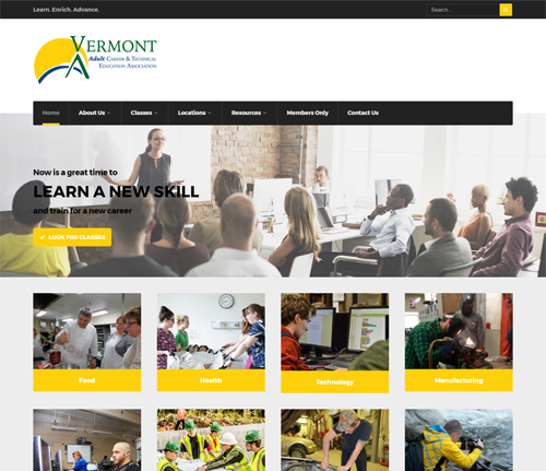 Vermont Adult Career and Technical Education Association