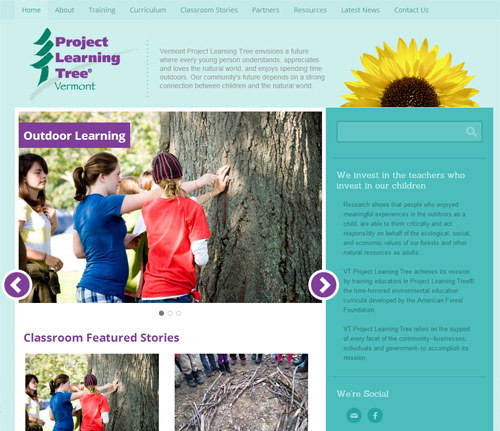 Vermont Project Learning Tree