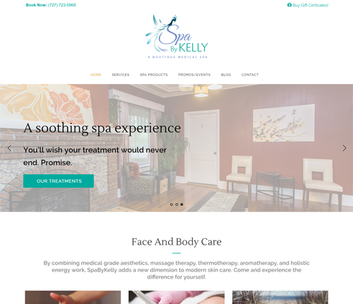 Spa By Kelly - St. Petersburg med spa
